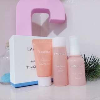 LANEIGE Fresh Calming Kit