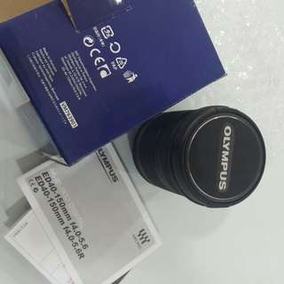 [New] Olympus ED40-150 f4.0-5.6 micro four third lens