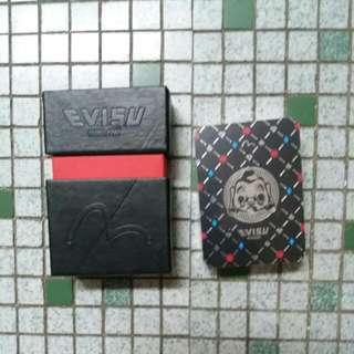 EVISU Poker 一盒
