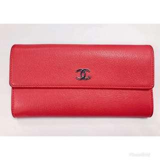Chanel Wallet 粉紅色
