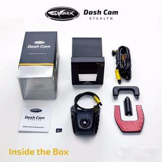 Shark Dashcam Stealt OVL Type (Single Cam)