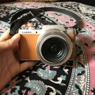 Lumix GF8 Camera