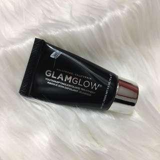NEW GlamGlow Youthmud Tinglexfoliate Treatment