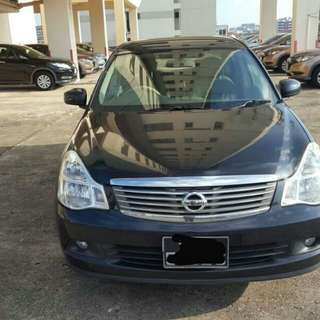 Nissan Sylphy SG