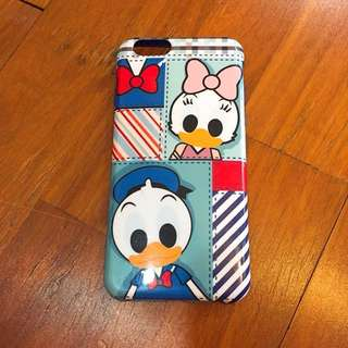 casing iphone 6 donald duck