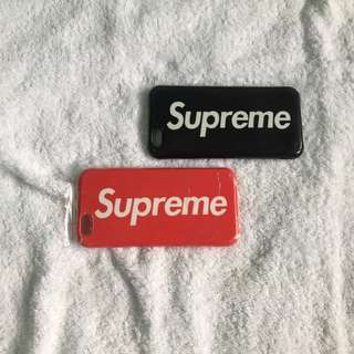 Supreme Iphone cases