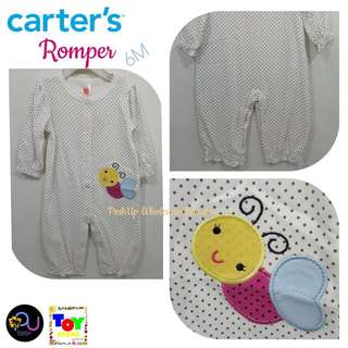 Carter's Romper Bee for 6M