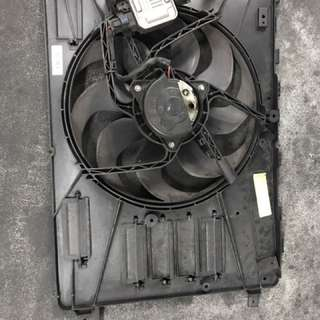 Car air con Volvo S60 Cooling Fan