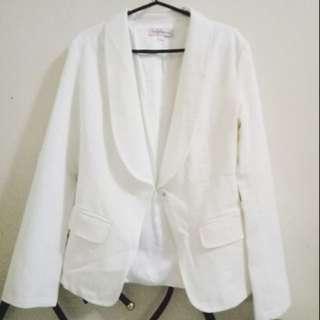 Formal suit blazer