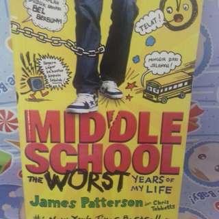 Novel Middle Scholl Worst