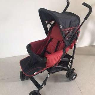 Stroller Hauck Speed Sun Plus Travel System
