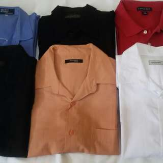 Mens Polo and Vest