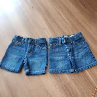 Almost new Baby Jeans - Osh Korsh (12m to 18m)