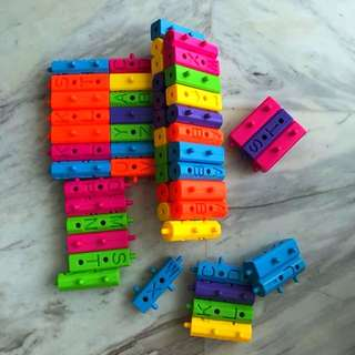 Children's Toy - Building Blocks