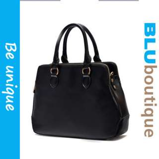 Black PU leather ladies Bag (1 piece available only)