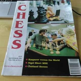 Chess - kasparov versus the world etc