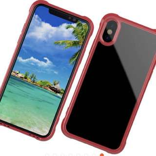 Case Iphone X Shockproof