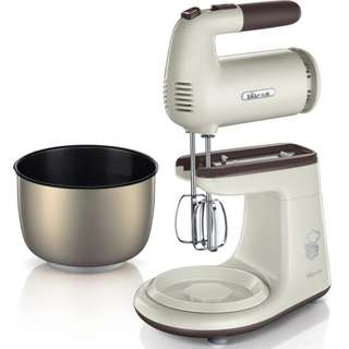 Bear Ddq-A20D1 Stainless Steel 23000Rpm 5-Speed Stand Mixer  | Brand New | Cash On Delivery