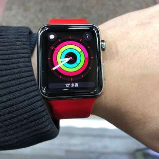 Apple Watch 1代不鏽鋼42mm