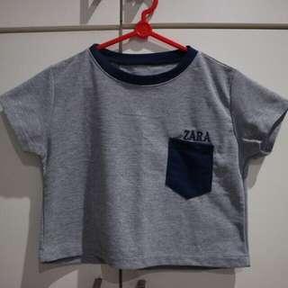 Zara croptop