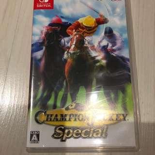 Champion Jockey Nintendo Switch
