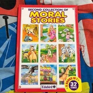Moral Stories Book