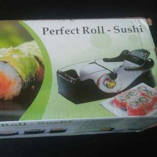 50% off ONLY TODAY! Sushi Roller #cintadiskon