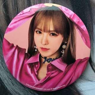 Red Velvet-Wendy襟章