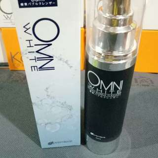 OMNI WHITE BUBBLE CLEANSER