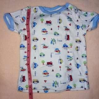 Owen Shirt and Shorts Transportation