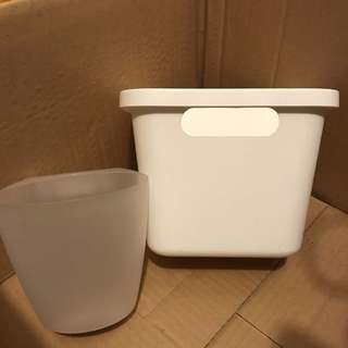 Ikea storage bins