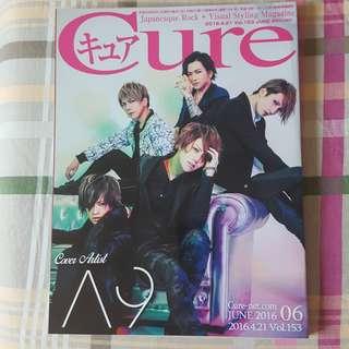 Cure vol. 153
