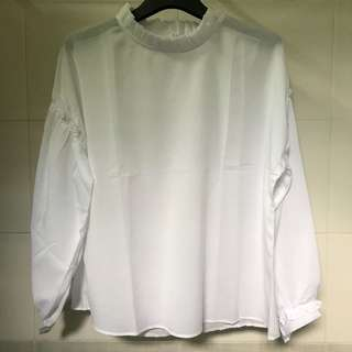 Blouse High Neck