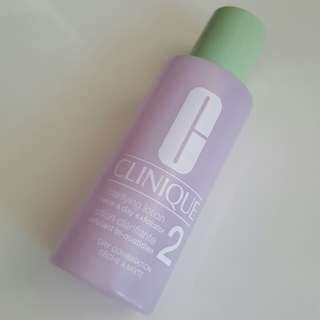 FREE NM📬Brand New Clinique Clarifying Lotion