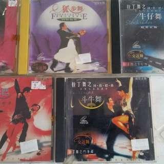 5 Dance Teaching VCD