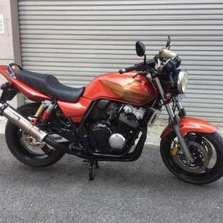 Honda Spec3 With yoshimura Pipe