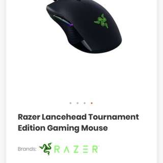 Razer Lancehead Mouse