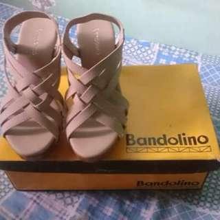 BANDOLINO SANDALS / COLOR MOCCA / SIZE 60