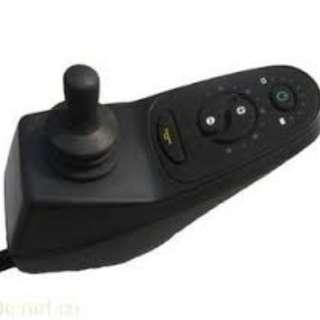 Electric wheelchair controller