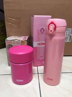 Thermos Air Dan Food Jar Thermos
