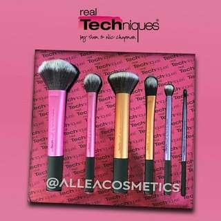 Brush Real Techniques Sams Picks Makeup Set Kuas