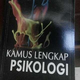 Kamus Psikologi