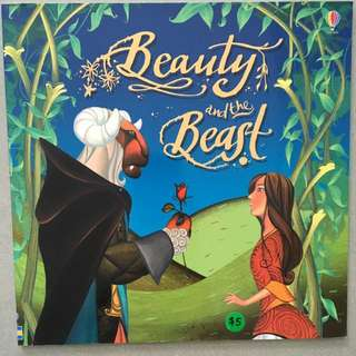 Usborne's Beauty and the Beast