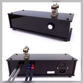 American Advanced vacuum tube pre-amplifier