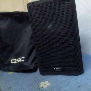 QSC K-8 Loudspeaker 1只
