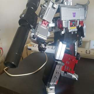 DX9 Masterpiece styled D09 Mightron