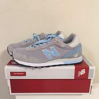New Balance 水藍粉嫩馬卡龍色球鞋