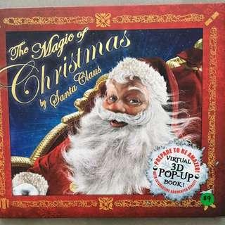 The Magic of Christmas by Carlton Books (UK)