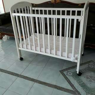Baby Cot (Katil Bayi) UNDERBOOKED