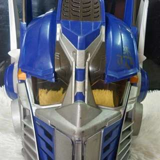 OPTIMUS PRIME  OICE CHANGER